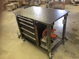 diy portable welding table 27 best welding table images on pinterest tools welding cart and