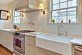 kitchen backsplash subway tile white kitchen backsplash tile and photo id item home 78 white