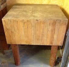 wood butcher block table 12 best bloc boucher images on pinterest kitchens butcher blocks