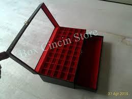box cincin jual kotak cincin isi 50 laci box cincin box jam akik liontin