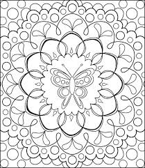 coloring pages flowers print tag free coloring pages