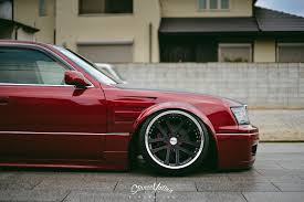 lexus ls400 2001 wide load ishikawa san u0027s super wide celsior stancenation