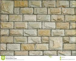 new decorative brick wall stock photo image of cracked 2802726