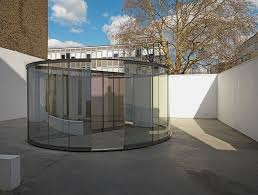 the mind bending glass pavilions of dan graham