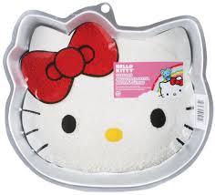 wilton halloween cake pans hello kitty cake pan baking supplies joann