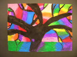 the elementary art room banyan trees
