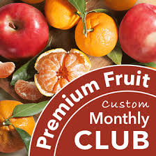 monthly gift clubs monthly fruit clubs a gift inside