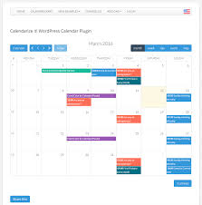 efficient and pleasing event calendar plugins for wordpress colorlib