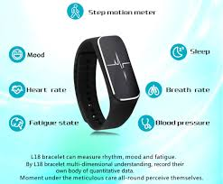 blood pressure bracelet review images 37 degree l18 smart bluetooth wristband fitness watch features jpg