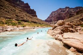 Colorado River Map Texas by Grand Canyon Rafting With O A R S Lees Ferry Phantom Ranch