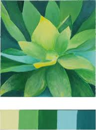 cubism colours analogous colors colour analogous for the home