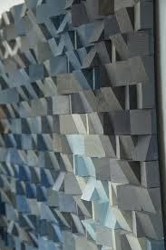 wood wall art monochromatic wood art in blues new 2017 designs