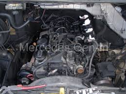 mercedes sprinter diesel engine removal and replacement t1n