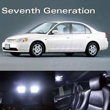 2005 Honda Civic Coupe Interior Civic Led Interior Lights Ebay