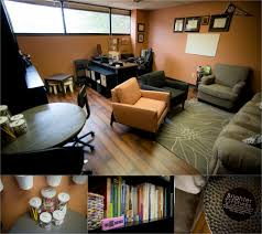 Psychotherapy Office Furniture by Check Out Our Space Brighter Futures Counseling Counseling