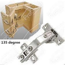 kitchen cabinet door hinge came 1 pair corner folded folden kitchen cabinet cupboard door