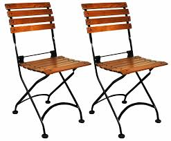 Wooden Bistro Chairs Mobel Designhaus Café Bistro Folding Side