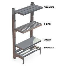 Shelving Units Cantilever Shelving Units