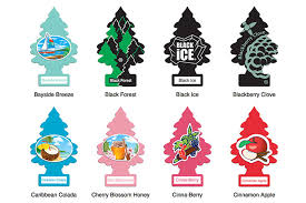 the story the trees air fresheners