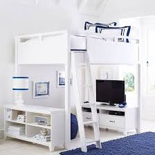 Bunk Bed With Table Underneath The 25 Best Elevated Bed Ideas On Pinterest Diy Interior Kamar
