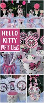 cheetah print party supplies decorations sanrio party supplies hello decorations