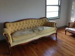 How To Clean Cotton Upholstery Old Furniture Clean Reupholster Or Replace It