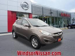 is hyundai tucson a car used 2010 hyundai tucson gls east nj near princeton