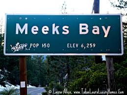 meeks bay california west shore lake tahoe real estate market
