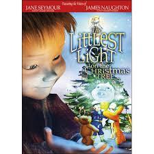 amazon com the littlest light on the christmas tree featuring