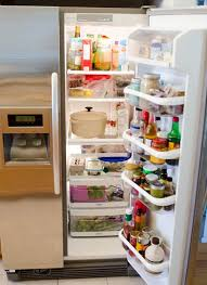 how to make your fridge look like a cabinet 8 easy ways to make your fridge work for you kitchn