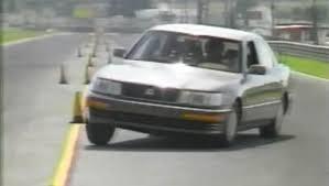 lexus ls400 1990 1990 lexus ls400 test drive