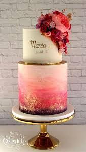 quinceanera cakes 20 eye catching water color quinceanera cakes 2509947 weddbook