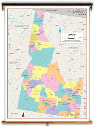 Idaho Falls Map Idaho Political Map Map