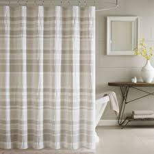Neutral Shower Curtains Buy Neutral Curtains From Bed Bath Beyond
