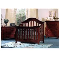 baby cache oxford lifetime crib cherry baby cache convertible