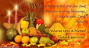 great christian quotes about thankgiving without
