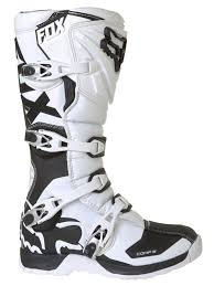 fox motocross socks fox white 2018 comp 5 mx boot fox freestylextreme america