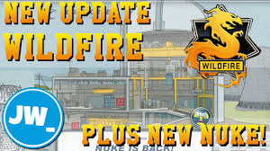 Cs Go Wildfire by Major Update Wildfire Operation Detailed New Nuke Hype