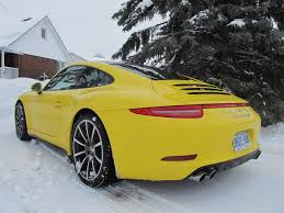 Porsche 911 Carrera 4s - 2013 porsche 911 carrera 4s gone driving