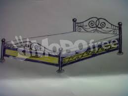 1 design wrought iron bed case home furniture and décor