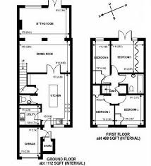 Walton House Floor Plan 4 Bed Terraced House For Sale In Pleasant Place Hersham Walton
