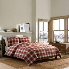 Plaid Bed Set Eddie Bauer Navigation Plaid Comforter Set Jcpenney