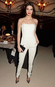 kendall jenner jumpsuit and the top 5 most re blogged models of the year are white