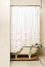 Shower Curtain With Matching Window Curtain Curtains Linens And Things Shower Curtains Bathroom Window And