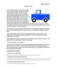 printable comprehension stories free reading comprehension stories for
