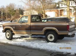 Ford Diesel Trucks Lifted - 1984 ford f250 4x4 1980 85 ford truck 6 9 diesel classic ford f