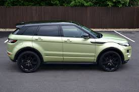 green range rover 2013 13 land rover range rover evoque sd4 dynamic luxury pack