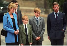 lady charlotte diana spencer how did queen elizabeth ii react to princess diana u0027s death