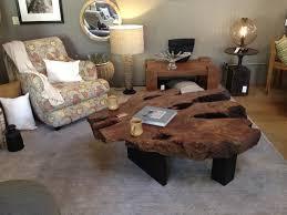 Redwood Coffee Table Redwood Burl Coffee Table Living Room San Francisco By