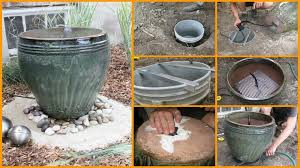 Diy Patio Fountain Diy Backyard Fountain The Owner Builder Network Luxury Diy